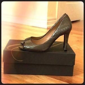 Enzo Angiolini high heels.